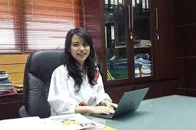 Risa Santoso Rektor Termuda Gadis 27 Tahun Lulusan S2 Harvard University-(1)