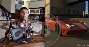 Fahmi Berkarya Dan Berprestasi Dari Kursi Roda