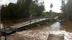 Jembatan Apung Kuala Mandor B