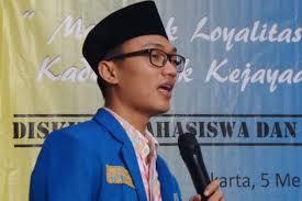 Stafsus Presiden Aminuddin Maruf Santri Mantan Ketua PB PMII