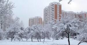 Moscow Kehilangan Salju Di Akhir 2019 Rusia Ketakutan