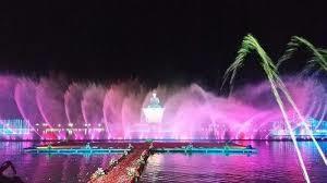 air mancur sri baduga purwakarta 2019