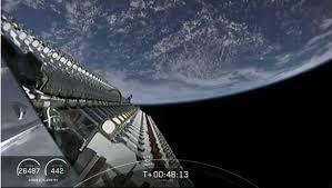 satelit spaceX starlink