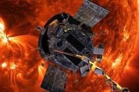 wahana antariksa korona matahari