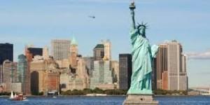 Statue of Liberty New York City Amerika Serikat