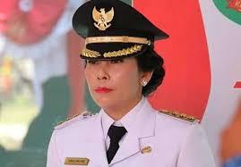 Tjhai Chui Mie Wanita Tionghoa Pertama Jadi Wali Kota