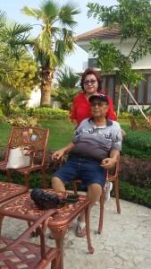 RIP alm Han Kok Tie dan istri