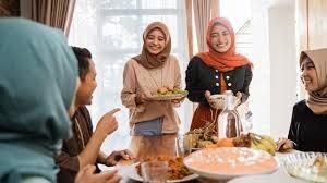 tradisi lebaran di indonesia