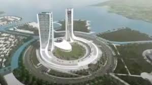 RI Akan Bangun Menara Kembar 35 Lantai