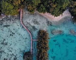 Pulau Kotok Surga Kecil Elang Bondol Di Kepulauan Seribu