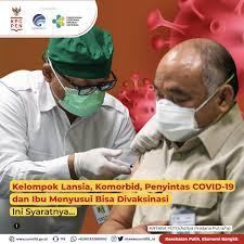 Lansia Komorbid Dan Penyintas Covid-19