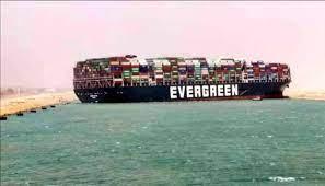 Jalur Lumpuh Ini Sejarah Panjang Terusan Suez