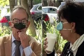 Peneliti Buat Masker Khusus Hidung Untuk Saat Makan