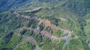 Gunung Emas Di Papua