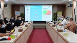 Penguatan Bisnis Holding Pangan Direktur PPI Road Show Ke Cabang