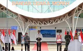 Bandara Mopah Merauke Diresmikan Melahirkan Sentra Ekonomi Baru