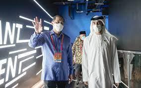 Produk Kehutanan Unjuk Gigi di Expo 2020 Dubai-RI Incar Investasi