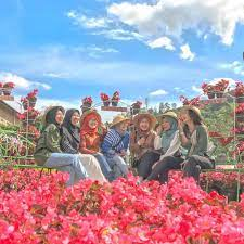 Wisata Bandung Jadi Favorit Bule